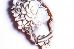 Pandantiv  din Argint cu Camee2