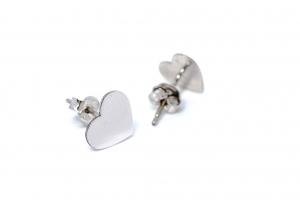 Cercei Inimioare din Argint1