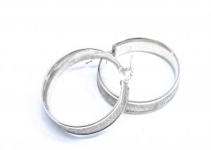 Cercei din Argint Rotunzi0