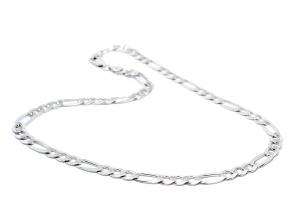 Lant din Argint Barbatesc Model Cartier0