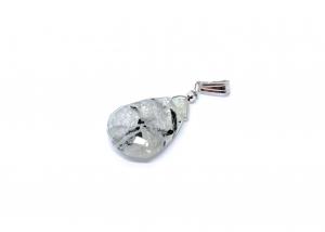 Pandantiv Cuart Rutilat si Argint [0]