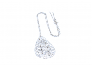 Lant din Argint cu Pandantiv Zirconat1