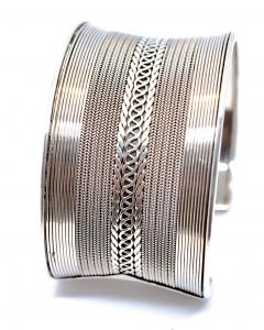 Bratara Catusa Argint1