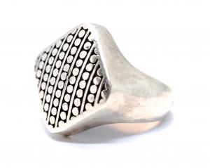 Inel din Argint Masiv0