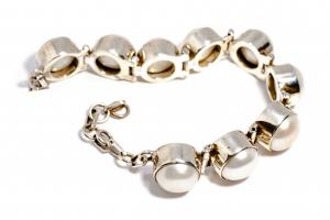 Brățară din  Argint cu Perle [1]