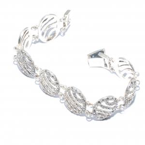 Bratara din Argint cu Marcasite3