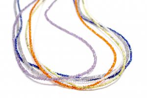 Colier Creatie din Pietre Semipretioase si Argint [0]