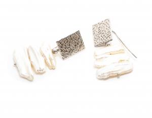 Cercei din Argint si Sidef [1]
