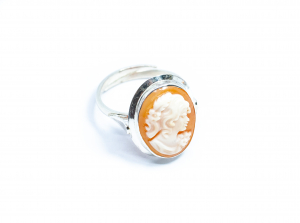 Inel din Argint cu Camee [0]
