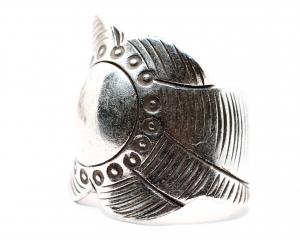 Inel  din Argint Reglabil2