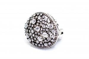 Inel din Argint cu Zirconiu [1]