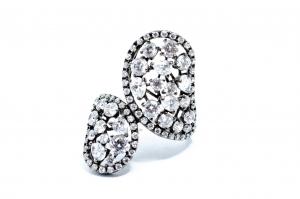 Inel din Argint cu Zirconiu1