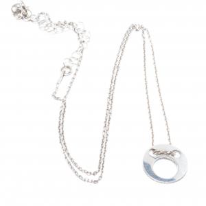 Lanț din Argint cu Bănuț Decupat1