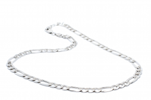 Lant din Argint Barbatesc Model Cartier1