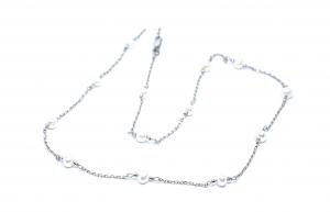 Lant din Argint cu Perlute1