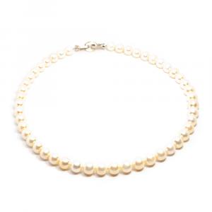 Colier Creație cu Perlă cu Argint [0]