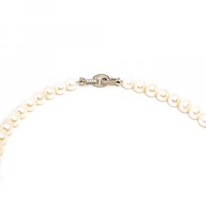 Colier Creație cu Perlă cu Argint [1]