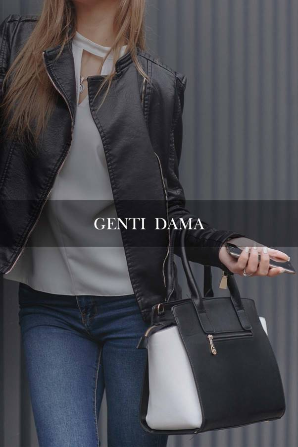 Genti dama second hand