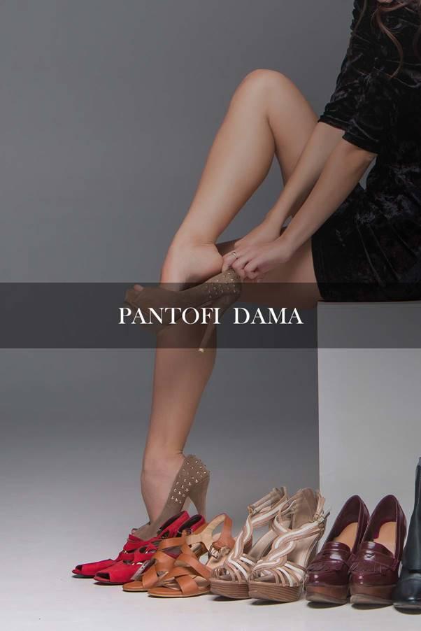 Pantofi dama second hand