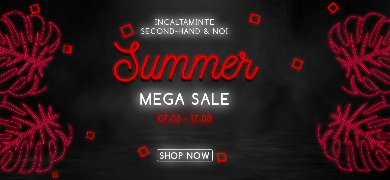 Mega Summer Sale Shoemix.ro