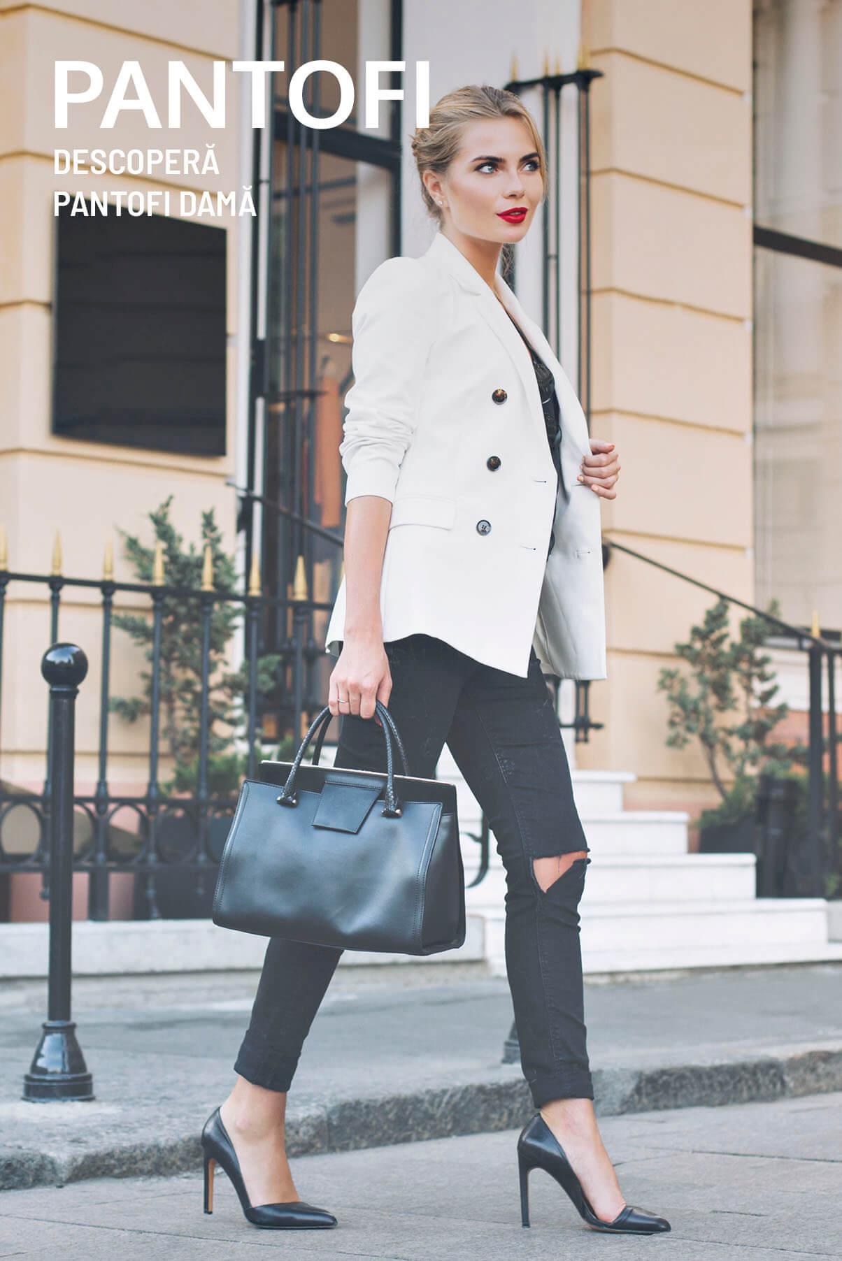 pantofi dama shoemix