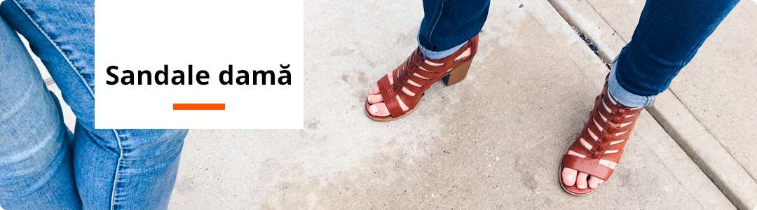 Sandale dama cover