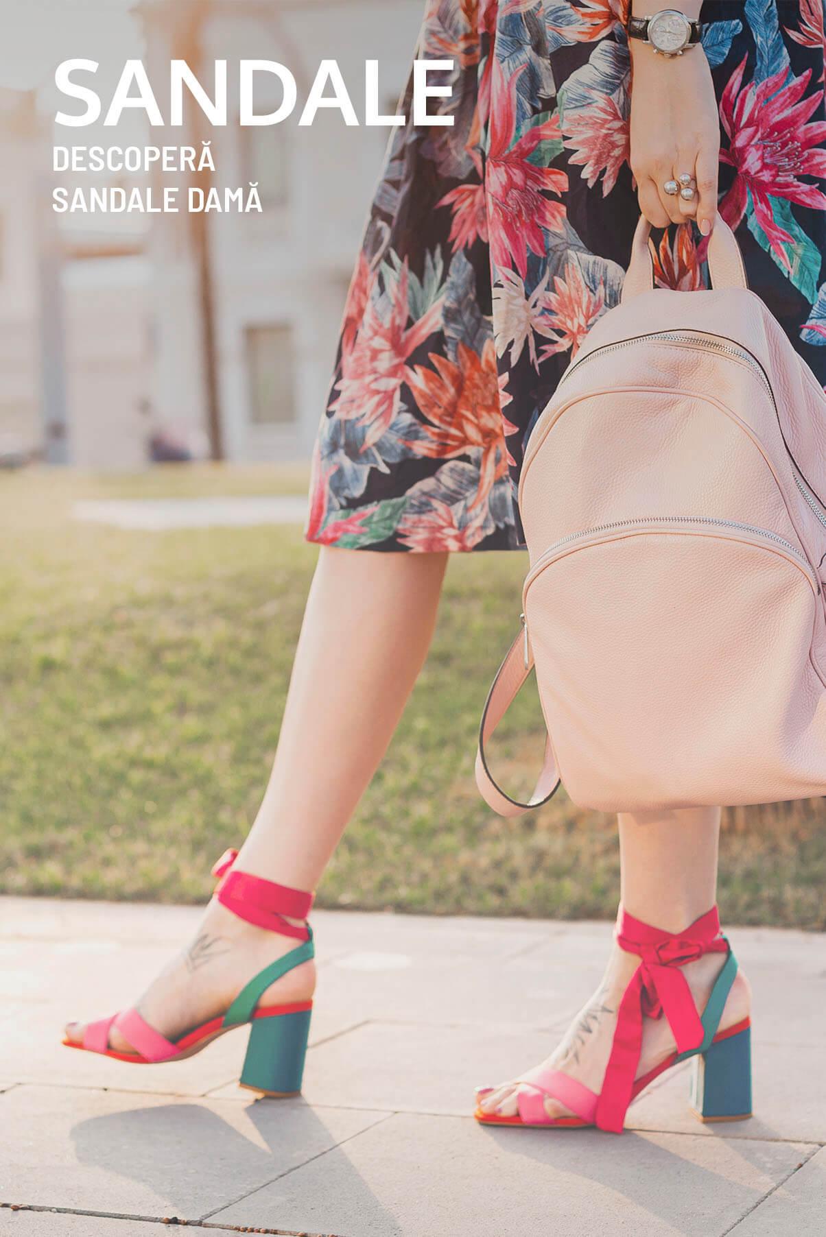 sandale dama shoemix