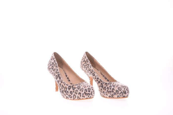 Pantofi dama leopard 4