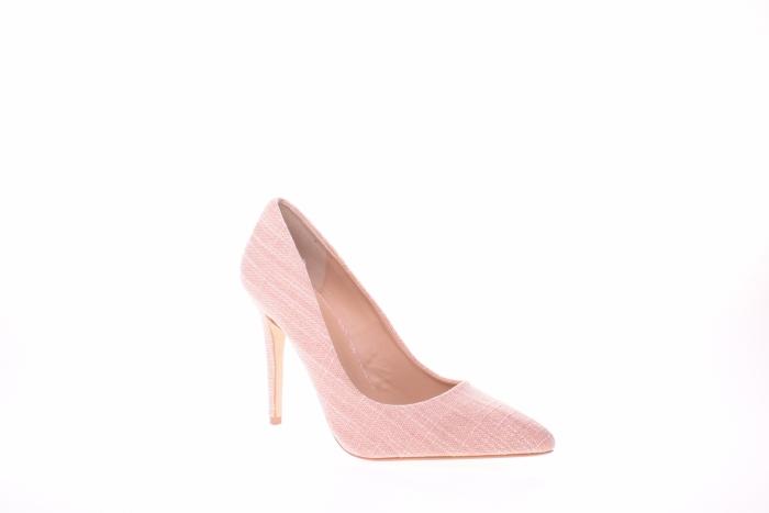 Pantofi stiletto dama, roz 2