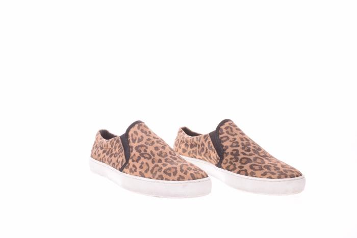 Espadrile leopard dama 4