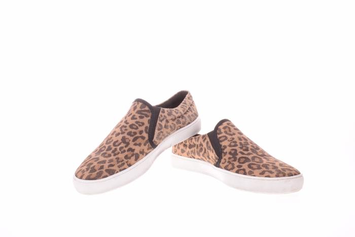 Espadrile leopard dama 1