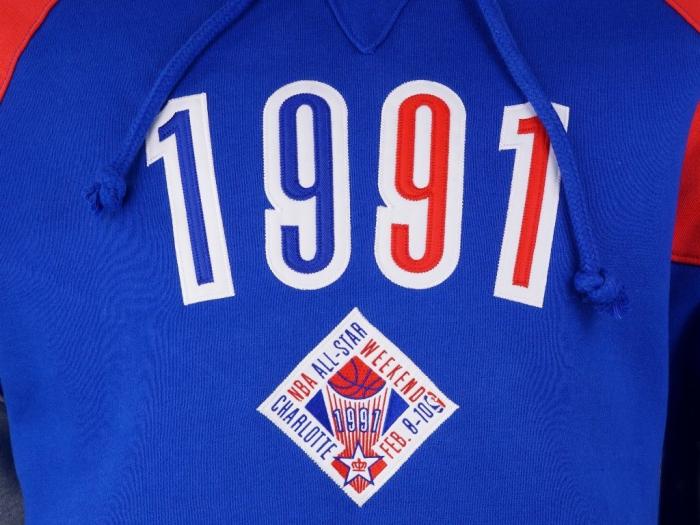Hanorac NBA Trading Block Hoody All Star 1991 [3]