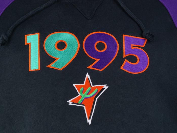 Hanorac NBA Trading Block Hoody All Star 1995 [1]