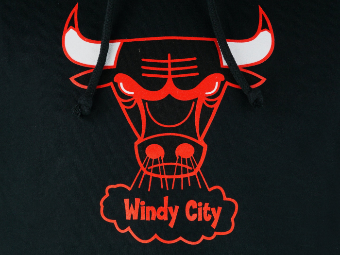 Hanorac Team Logo Chicago Bulls 3