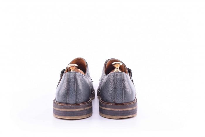 Pantofi barbati Monk Strap 4