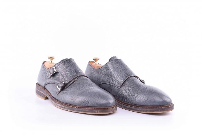 Pantofi barbati Monk Strap 2