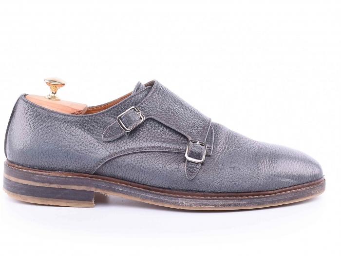 Pantofi barbati Monk Strap 0