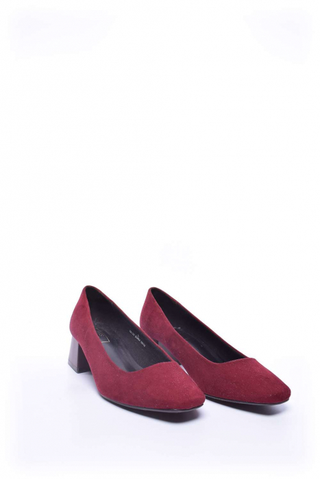 Pantofi dama cu toc gros [2]
