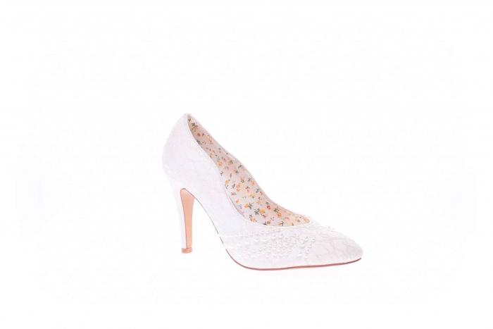 Pantofi dama cu pietricele 1