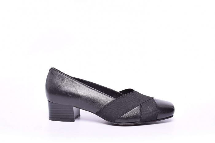 Pantofi ortopedici cu toc 0