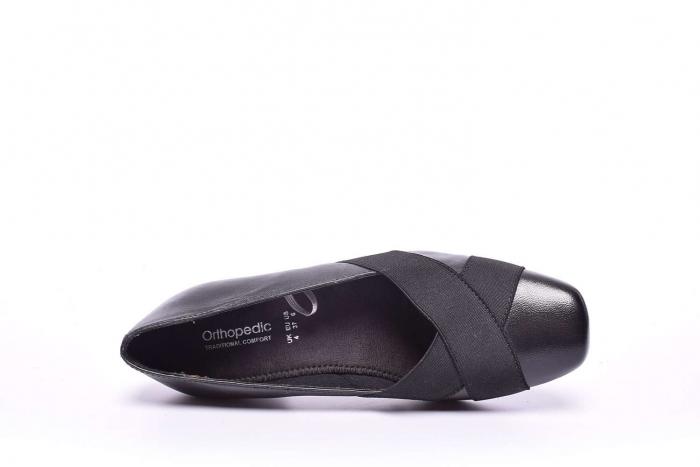Pantofi ortopedici cu toc 5