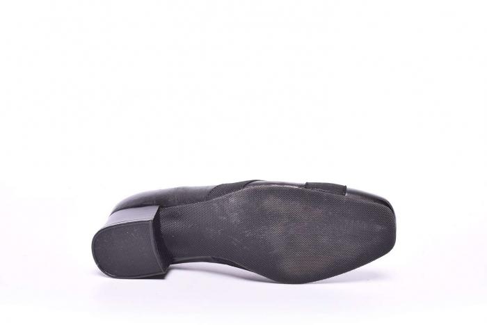 Pantofi ortopedici cu toc 1