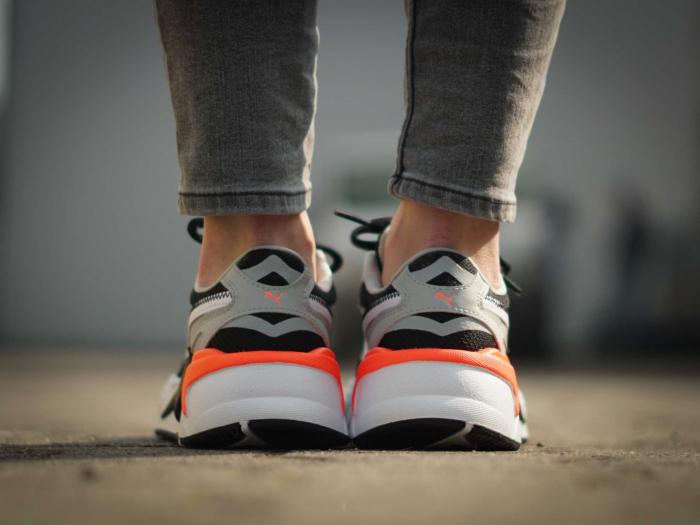 Pantofi sport dama RS-X3 Puzzle 2