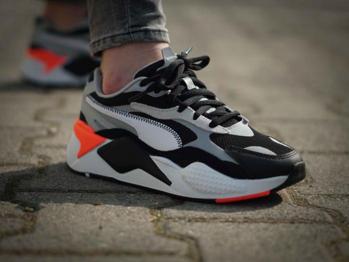 Pantofi sport dama RS-X3 Puzzle 4