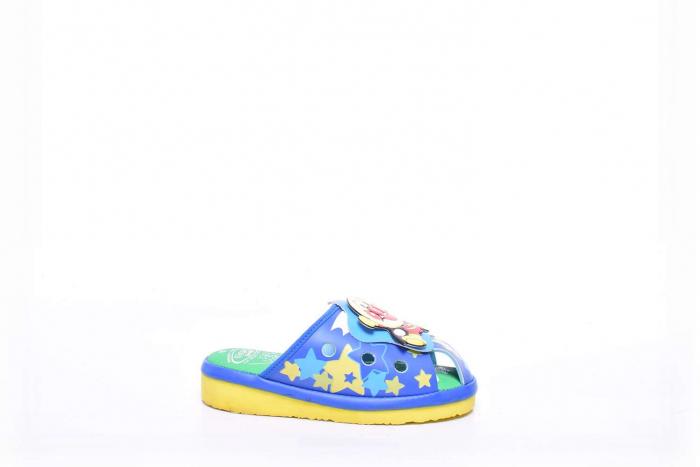 Papuci copii clovn cu fluier [0]