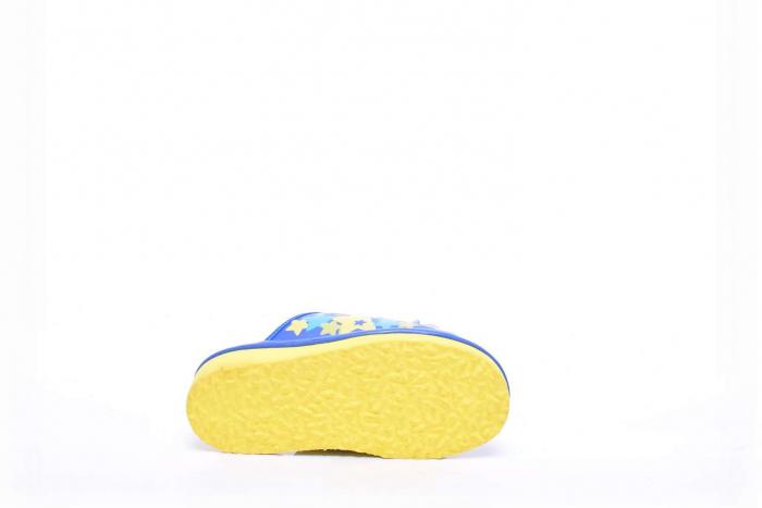 Papuci copii clovn cu fluier [1]