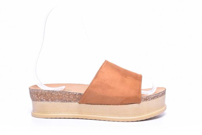Papuci dama cu platforma 0