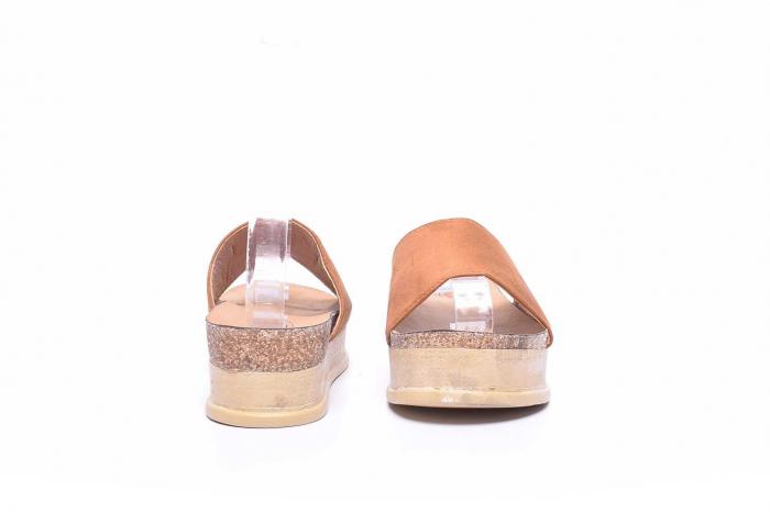 Papuci dama cu platforma 3
