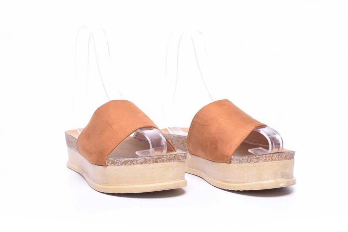 Papuci dama cu platforma 2