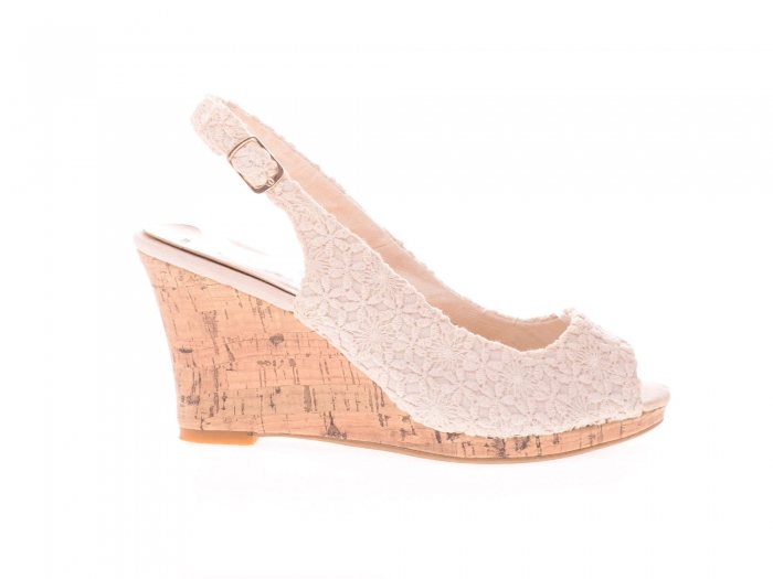 Sandale brodate dama 0